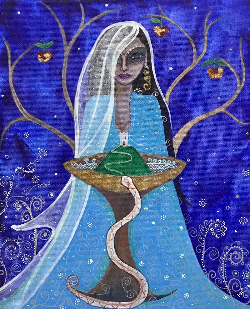 Kerry Manning Dedman Artist image