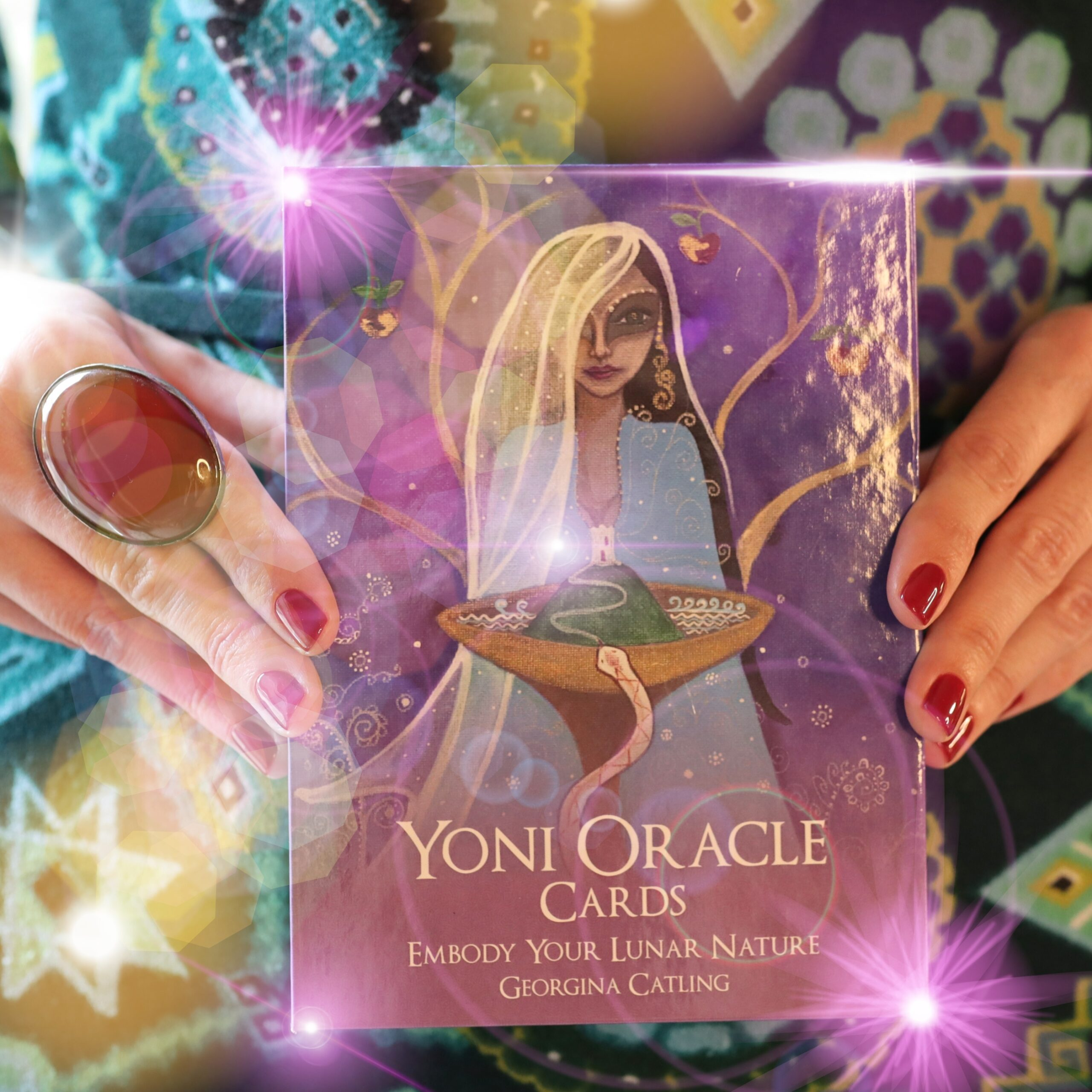 Yoni Oracle Cards